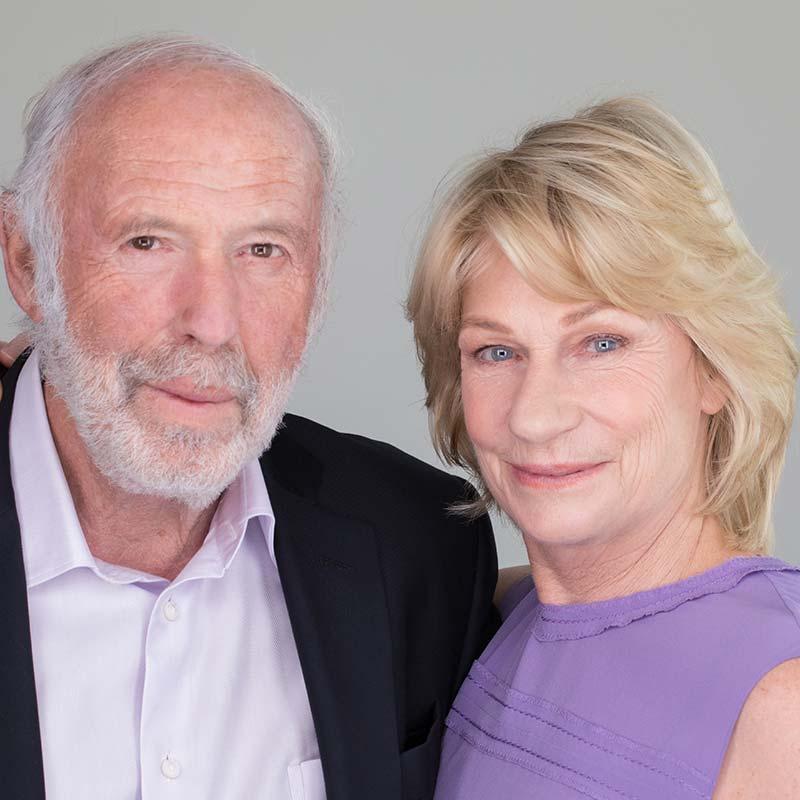 Marilyn H. and James H. Simons