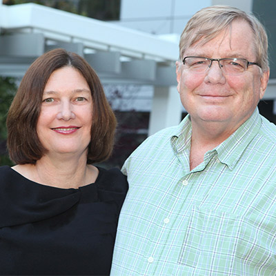 Sue and Steve Hart