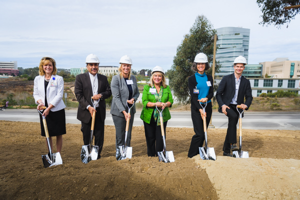 Nuevo West Groundbreaking