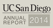 UC San Diego Annual Report 2014