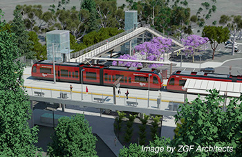 Trolley, San Diego